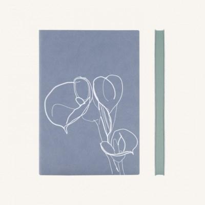플로랄 스케치북 (A5, Callar Lily)
