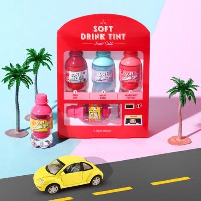 [에뛰드하우스] 탄산 톡 틴트 자판기 4종 세트