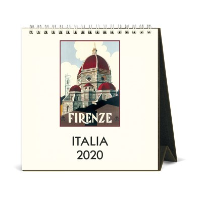 2020 카발리니 탁상캘린더 Italia