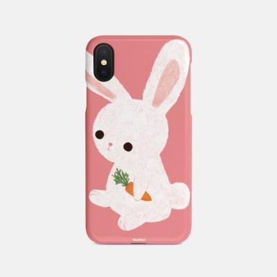 [뚜주르누보] 귀여운 토끼 케이스 4종