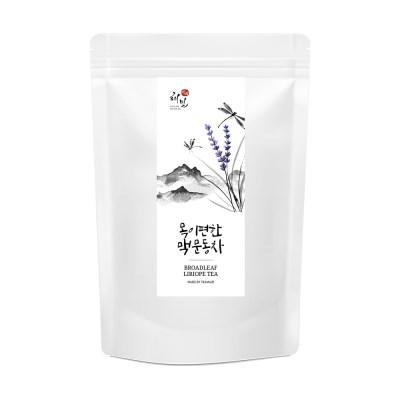 [해밀] 국내산 전통 목이편한 맥문동차 25개입 x 3팩_(1401120)