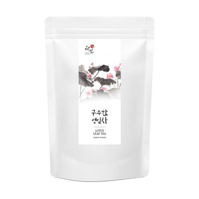 [해밀] 국내산 전통 구수한 연잎차 25개입 x 3팩_(1401117)
