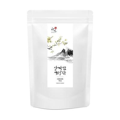 [해밀] 국내산 전통 알싸한 생강차 25개입 x 3팩_(1401116)