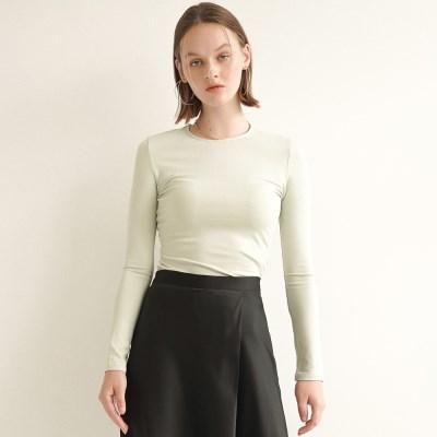 Ella Long Sleeve T-Shirts_Mint_(17049)