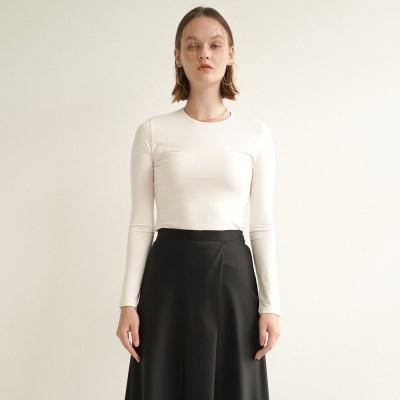 Ella Long Sleeve T-Shirts_White_(17047)