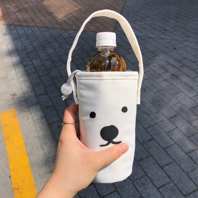 [폴라앳홈] 북극곰 시리즈 물통 보냉백