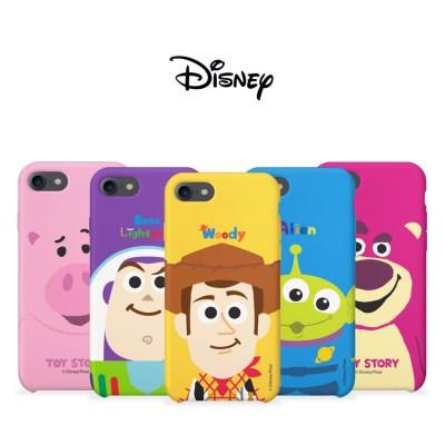 디즈니 토이스토리 페이스 케이스 / 슬림핏 (아이폰,LG)