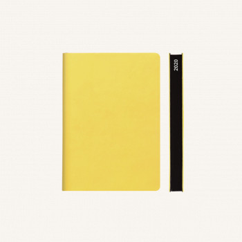 시그니처 다이어리 2020 (A6) Yellow