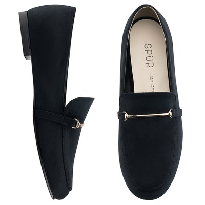 SPUR[스퍼] 로퍼 OF9049 Dord line loafer 네이비