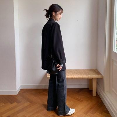 썸바디 pants