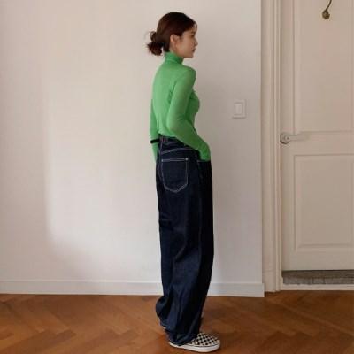 빈티지하이 pants