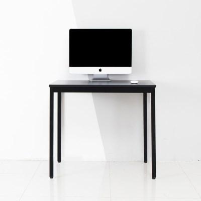 어썸 800 입식 컴퓨터 책상 블랙 철제 노트북 게이밍 PC방 테이블