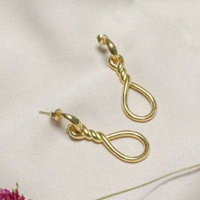 [마마무 휘인, 에이핑크 은지, 배우 진기주 착용]Chandelier earring