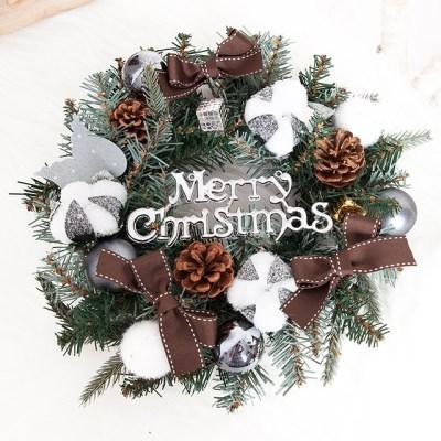 목화 그레이 리스 300Ø(mm)P 트리 크리스마스 TRWGHM_(1527883)
