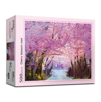 500피스 벚꽃길 직소퍼즐 PL869_(1439823)