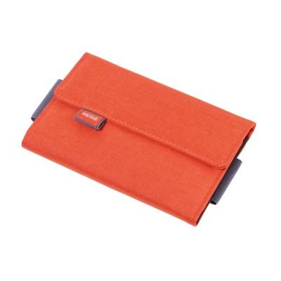 [TROIKA] REISEBÜRO 오거나이저 여권케이스 오렌지 (TRV55/OR)