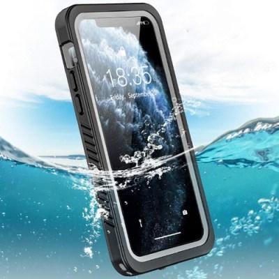 뮤즈캔 아이폰11프로맥스 Ip68등급 퍼펙트 방수 보호 케_(1758173)