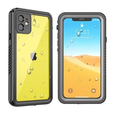 뮤즈캔 아이폰11 Ip68등급 퍼펙트 방수 보호 케이스_(1758175)