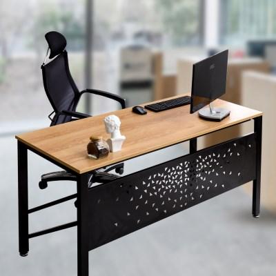 래티코 팰리 철제 LPM 디자인 사무용 컴퓨터 책상1500_(13697175)