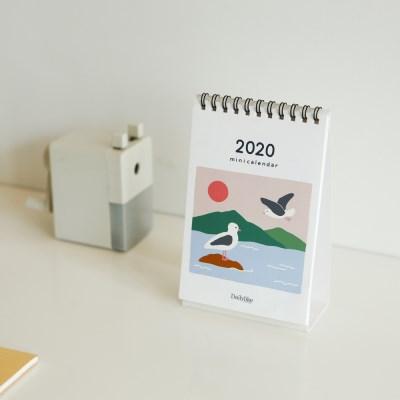 2020 미니 캘린더