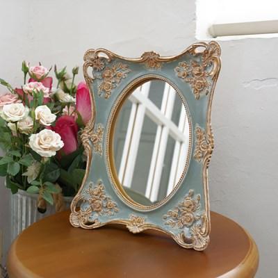 999 앤틱 로즈 민트 거울