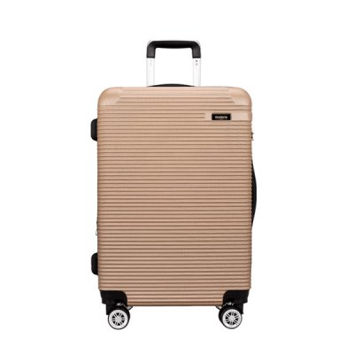 쌈지 A1-1376 베이지 24인치 확장형 캐리어 여행가방