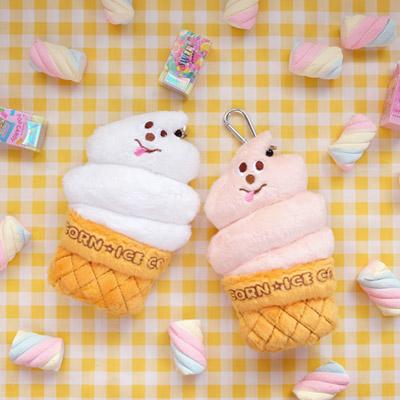 [GLADEE] 그라디 소프트 아이스크림 카드케이스