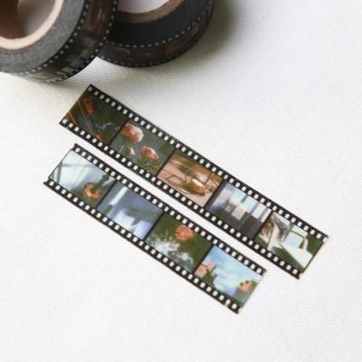 밍키트 아날로그 필름 마스킹테이프