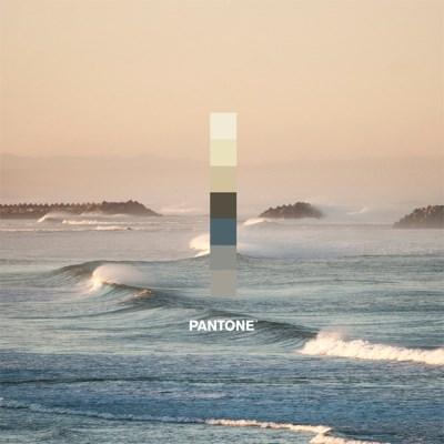 팬톤삭스 Ocean 추천 세트