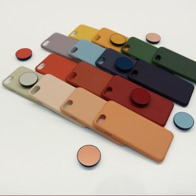 무지컬러케이스ver.2 삼성갤럭시 하드케이스