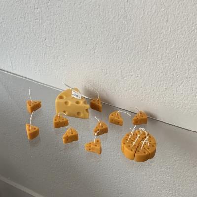 미니 치즈 캔들