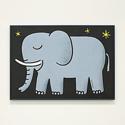 굴리굴리포스터 / Twinkle Elephant (024)