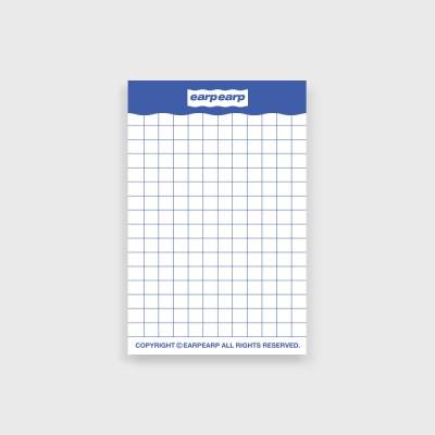 signature memo pad-blue(떡메모지)_(1352428)