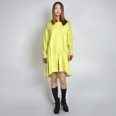 LOGO DRESS (YELLOW)