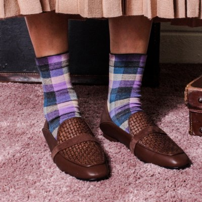 Waffle Loafer [brown]
