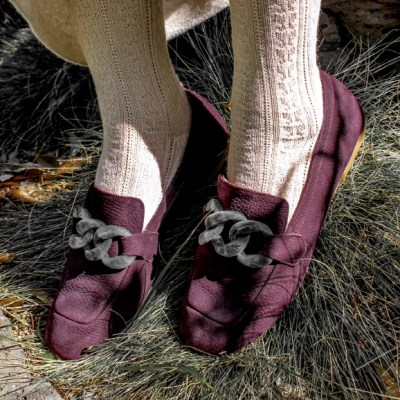 Chain Loafer [wine]
