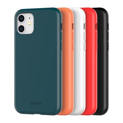 아라리 아이폰11 케이스 타이포스킨_(2293951)