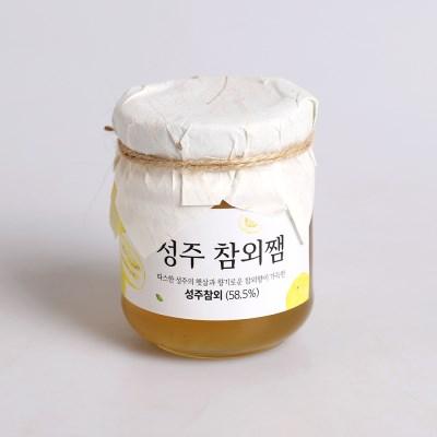 성주 수제 참외잼 150g