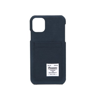 FENNEC C&S iPHONE 11 CARD CASE - NAVY