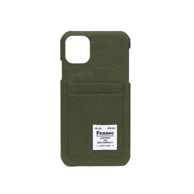 FENNEC C&S iPHONE 11 CARD CASE - KHAKI