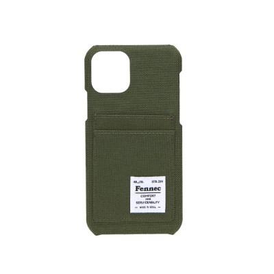 FENNEC C&S iPHONE 11PRO CARD CASE - KHAKI