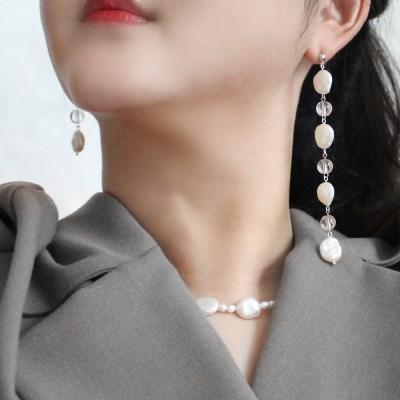 La mode earring(Un)