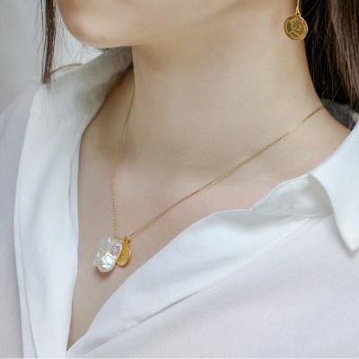 Particulie necklace