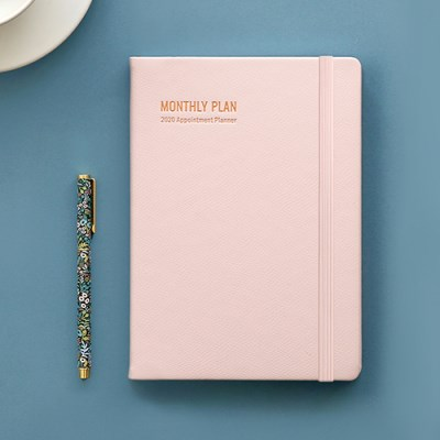 (2020 날짜형) Appointment Planner [A5 Monthly Plan]_(906339)