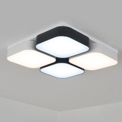 LED 모모스 퍼즐 방등 72W