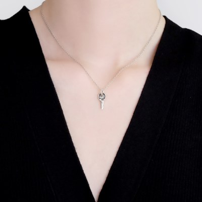(92.5 silver) youth necklace