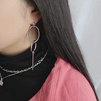 Chouette earring