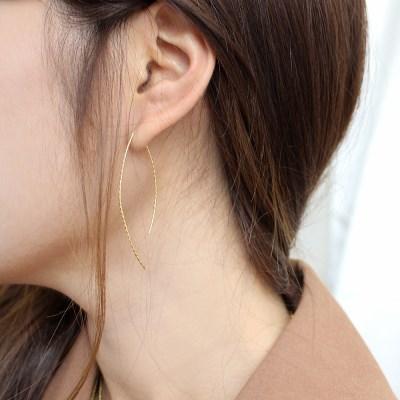 Cintre earring