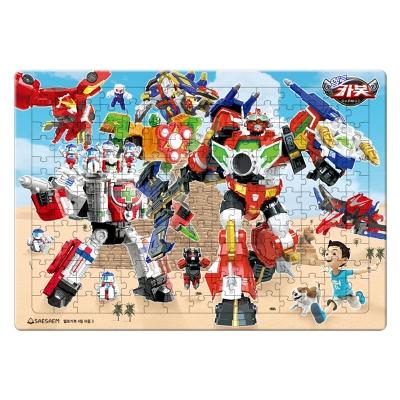 직소퍼즐 195조각 헬로카봇 헬로카봇(판퍼즐) SS195-5428