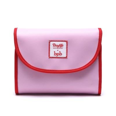 데이라이프♥비피비 마카롱 파우치 (핑크)